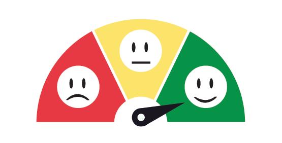 Xử lý phản hồi - thúc đẩy khách hàng chia sẻ phản hồi tốt đẹp.